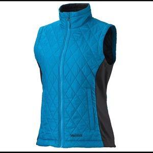 Marmot kitzbuhl vest Large blue